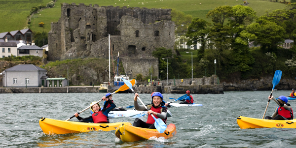 Carlingford Kayaking