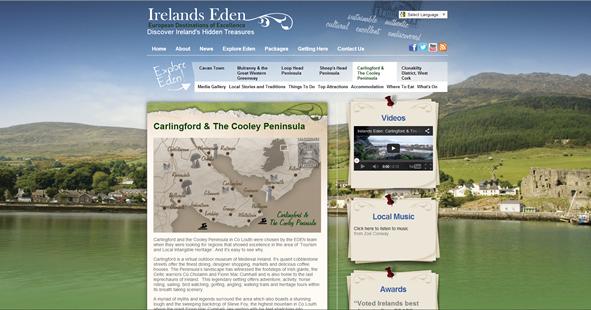 Ireland's EDEN