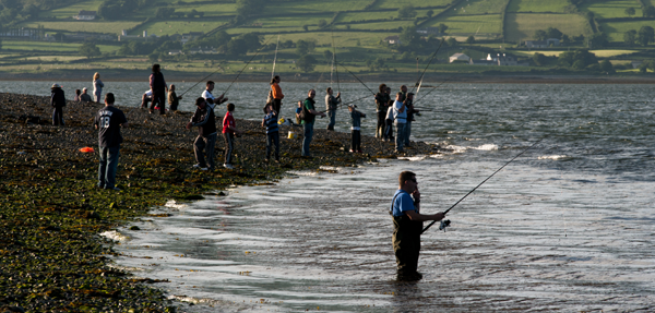 Greenore Fishing