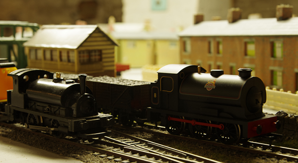 Greenore Model Railway