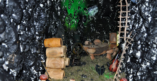Leprechaun Cavern