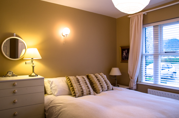 Self Catering Accommodation Carlingford Bedroom