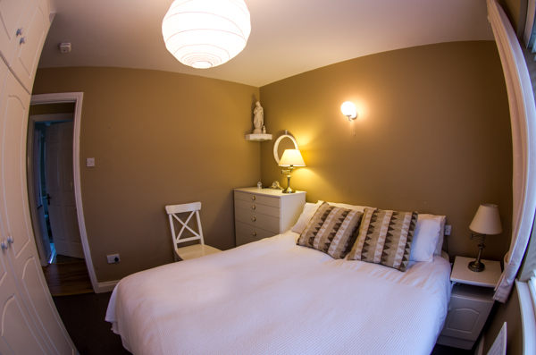 Self Catering Accommodation Carlingford Double Bedroom