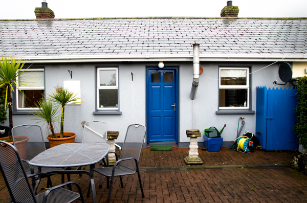 Self Catering Accommodation Carlingford Private Garden