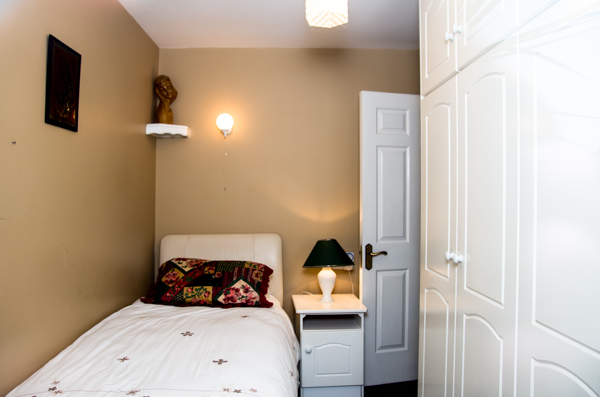 Self Catering Accommodation Carlingford Cosy Bedroom