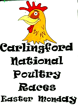 Carlingford National Poultry Races Carlingford Festivals & Events - What's On Carlingford Festivals & Events – What's On chicken races